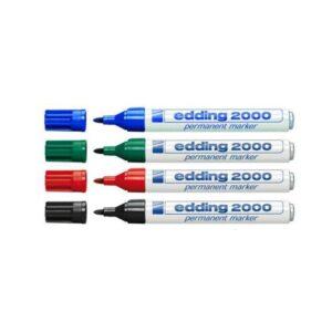 Μαρκαδόροι Δεμάτων Edding 2000
