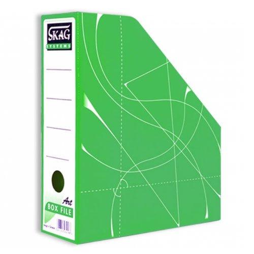 Θήκη Περιοδικών χάρτινη Skag Box File Πράσινο