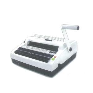 Dsb Ηλεκτρική Μηχανή Πλαστικού&Μεταλλικού Σπιράλ CW-150e 3:1