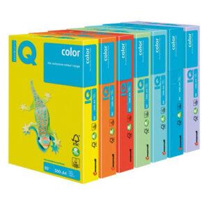 Χαρτί Α4 80γρ. Πάλ Χρώματα (Δεσμίδα 500Φ)