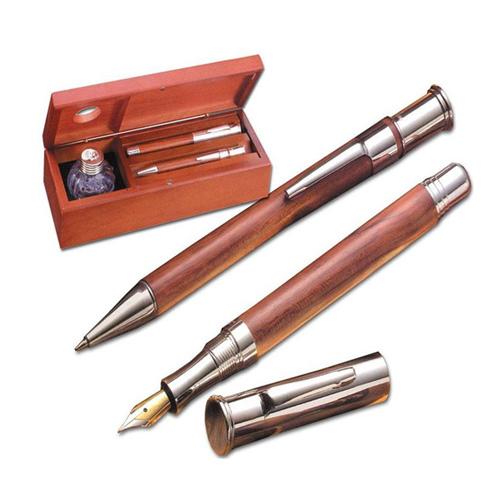 Laban Πένα, Στυλό Και Μπουκαλάκι Για Μελάνι Σειρά Navi Σε Κουτί