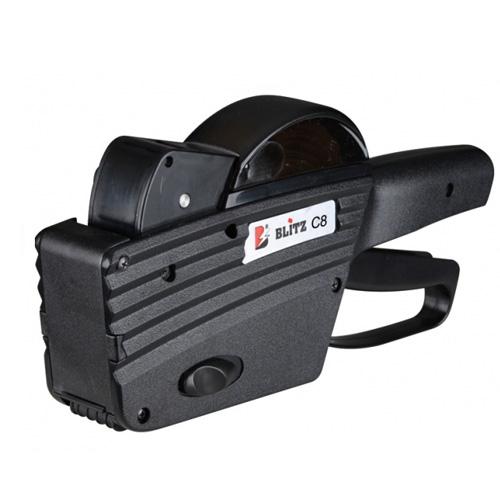 Blitz Ετικετογράφος C8 Για Ετικέτες 26x12mm