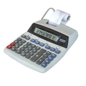 Αριθμομηχανή ΒUSΙCΟΜ 280Χ210 12DΙG ΡRΙΝΤ 2C Ρεύμα