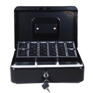 Κουτί Φύλαξης-Μεταφοράς Χρημάτων Μαύρο