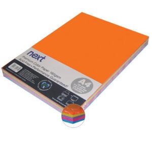 Χαρτί Φωτοτοτυπικού Α4 160γρ. 5χρώματα 125φυλ.