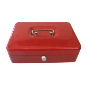 Κουτί Ταμείου Φορητό Πολύ Μεγάλο (30*24*24) Ανθεκτική Kατασκευή Aπό Aτσάλι