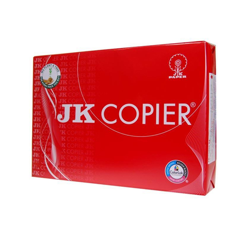 JK COPIER Φωτoαντιγραφικό Χαρτί Α4,80γρ,500 Φύλλα.