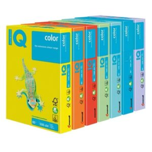 Χαρτί Α4 160γρ. Πάλ Χρώματα (Δεσμίδα 250Φ)