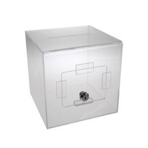 Κύβος Ακρυλικός 20,5×20.5×20.5εκ.