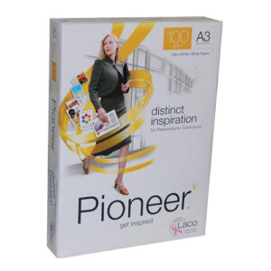 Pioneer Φωτoαντιγραφικό χαρτί Α3 100γρ. 500φυλ.