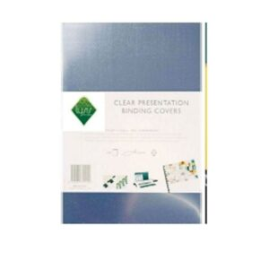 Διαφάνειες βιβλιοδεσίας A4 100 Τεμ