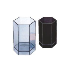 Μολυβοθήκη Πλαστική Εξάγωνη