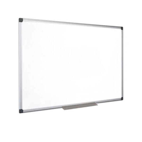 Πίνακας Λευκός Μαρκαδόρου 90Χ120cm Με Κορνίζα Αλουμινίου