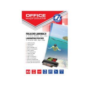 Ζελατίνες Πλαστικοποίησης OFFICE 2Χ80MIC Α3 100Τ